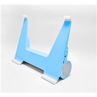 Bluetooth Ipad stand with speaker