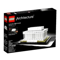 Lego 21022 Lincoln Memorial Set