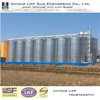 Steel Silo for Industrial and Agricultural Storage Wheat Silo