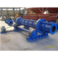 pc concrete spun pile pole spinning machine