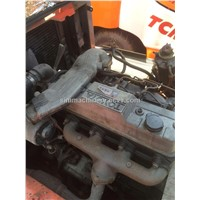 Used Condition Toyota Manual Transmission 3t Forklfit Second Hand Diesel Engine Toyota 3t Lifter