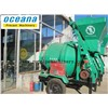 Mobile Electric Concrete Mixer Drum for Sale