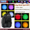 Multi-function LED Moving Head Spot 60w Stage Light Auto/Custom/Sound