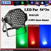 New Arrival LED Par  54*3w Stage Light/Pub/Bar/Disco Decorate Light