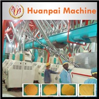 100 Ton Maize Flour Milling Machine