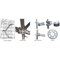 ADTO Ringlock Scaffolding System for Working Platform or Support System