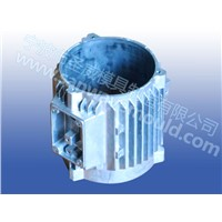 Aluminum Metal Casting Motor Housing (SW020)