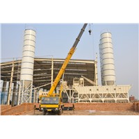 MP series Planetary concrete Mixer for mixing plant