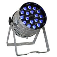 10W*18pcs led PAR64  LED Stage Lightings,CHAUVET LED DJ Stage Wash Light