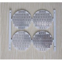 white led Single-Side Aluminium pcb