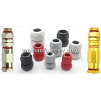 Waterproof Cable Glands for Fiber Optic Patch Cables or Patch Panels