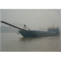 3500t Self-Propelled Discharging Sand Barge