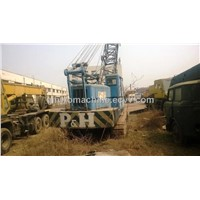 hitachi 20 ton crawler  crane ,used crane ,second hand crane