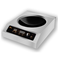 tabletop induction wok cooker 3500W