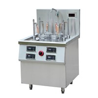 Automatic induction pasta cooker