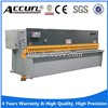 ferrous metal sheet shearing machine