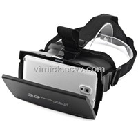 2015 hot gift 3D VR glasses for smart phone 3D movies/games