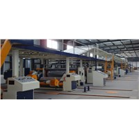 3/5/7Ply Corrugated Cardboard Production Line