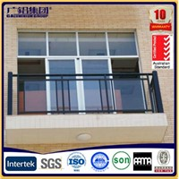 Aluminum Handrail for Balcony and Stairs or Corridor