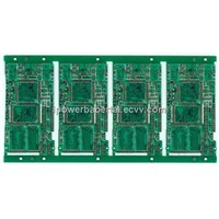 Double side pcb control board