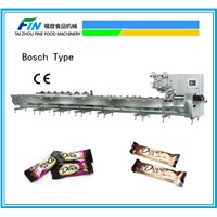 High Speed Automatic Chocolate Packaging Machine(F-ZL800A)