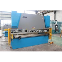 bending brake machines Low-noise sound Stainless steel plate Press break machine WC67Y-125t/4000