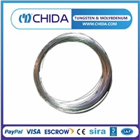 Molybdenum wires 99.95% moly wires
