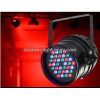 Popular products,RGB 3W*36pcs LED PAR Lights,stage lightings