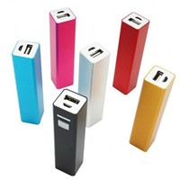 USB Backup Battery Charger 2600mAh  Power Bank Charger
