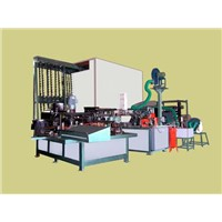 textile winding widely use automatic paper cone making machine