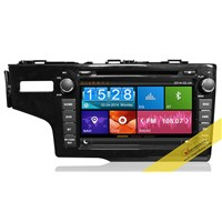 8 inch Capacitive screen HONDA Fit 2014 with 3G/Wifi, 1080P, DVR function