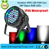 IP65 Outdoor LED Par light 36*3W Decoration Garden lights
