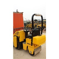 XCMG XMR20 ROAD ROLLER Mini roller in shanghai yard best price with high quality