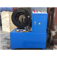 China hot sale 5% OFF large bore hose crimping machine up to 6""