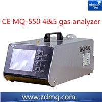 MQ-550 Portable Automotive Exhaust Gas Analyzer