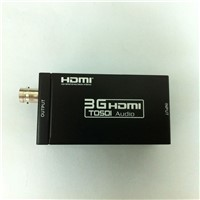 Mini 3G HDMI to SDI Audio Converter