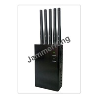 Powerful handheld Cell phone Jammers