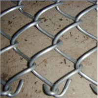 Mesh Opening 55x55mm Hot Dipped Galvanized Chain Link Fence