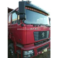 Used Shacman Delong 25Ton Dump Truck high quality with lowest price machine in shanghai