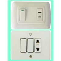 multi socket with switch