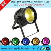 High Quality COB Stage PAR Lights 150W RGB,LED KTV Lights