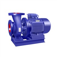 ISW series hot water booster pump
