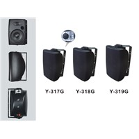 Meeting wall speaker with power tap(Y-317G)
