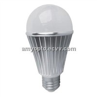 Warm&Neutral White non-dimmable A60 E26/E27 7W LED Bulb light