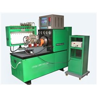 electronic in-line pump test bench