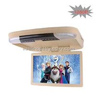1080p HD 16.4'' car roof monitor DVD with USB/SD(MP5))/IR/FM /Wireless game,HDMI(HY-1688D)