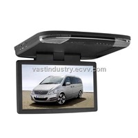 15.6inch Car Roof Mount Monitor with IR/FM/USB/SD/Game/MP5(HY-1568M)