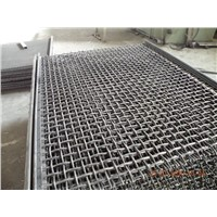 65Mn heavy steel screen mesh