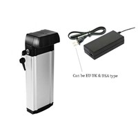 Back seat type li-ion e bike battery pack 48V 8Ah`10Ah