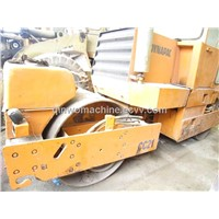 Dynapac used double drum road roller (CC21)